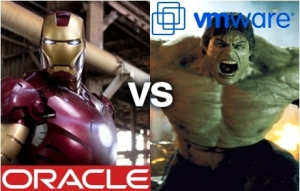 Oracle vs VMware