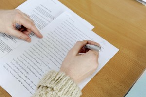 private writing services
