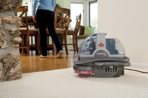SpotBot Pet Hands free Carpet Cleaner