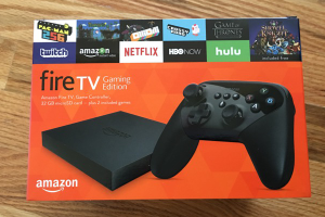 amazon fire tv gaming edition in unopened box